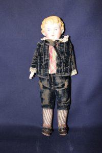 1900's Porcelain doll.