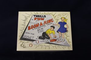 1950's children's game.