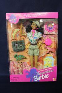 1990's Paleontologist Barbie.