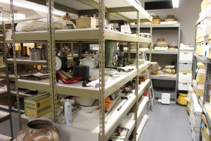 Museum of the West collections space.