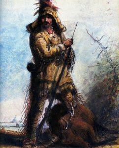Rocky Mountain Trapper William