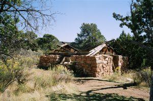 Structure 1 before restoration.