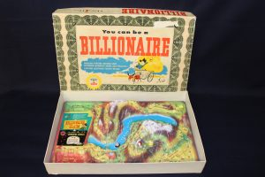 You Can Be A Billionaire game, 1950's.